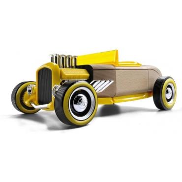 Mini Hot Rod HR2, jucarie din lemn