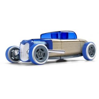 Mini Hot Rod HR3, jucarie din lemn