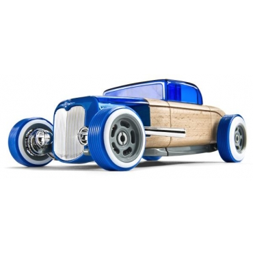 Hot Rod HR3 coupe albastru