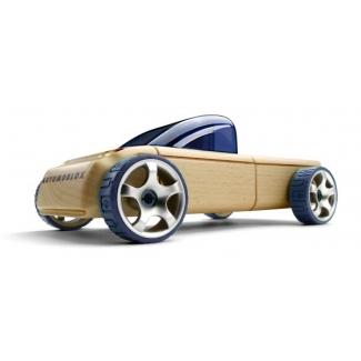 Mini T9 pickup, jucarie din lemn