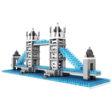 Tower Bridge, jucarie de construit tip lego