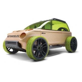 Mini X9-X SUV, jucarie din lemn