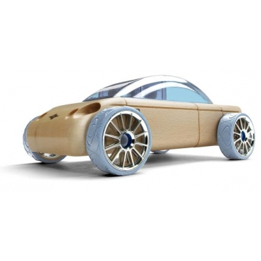 Mini S9 sedan, jucarie din lemn